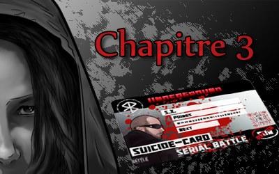 Underground – chapitre 3 la recherche